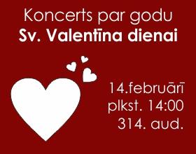 Sv. Valentīna diena