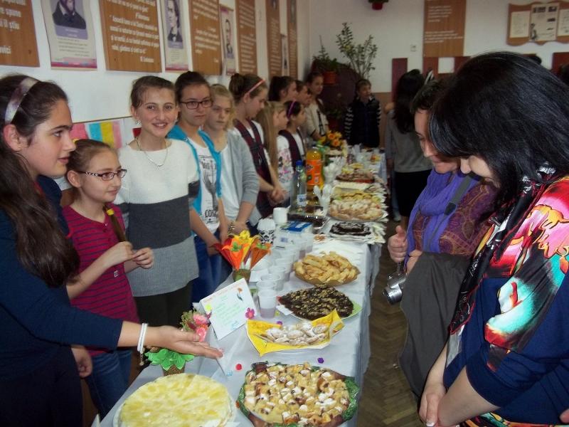 Встреча участников проекта Comenius в Румынии