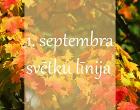 1. septembris